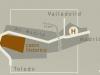 Hotel II Castillas Ávila - Map